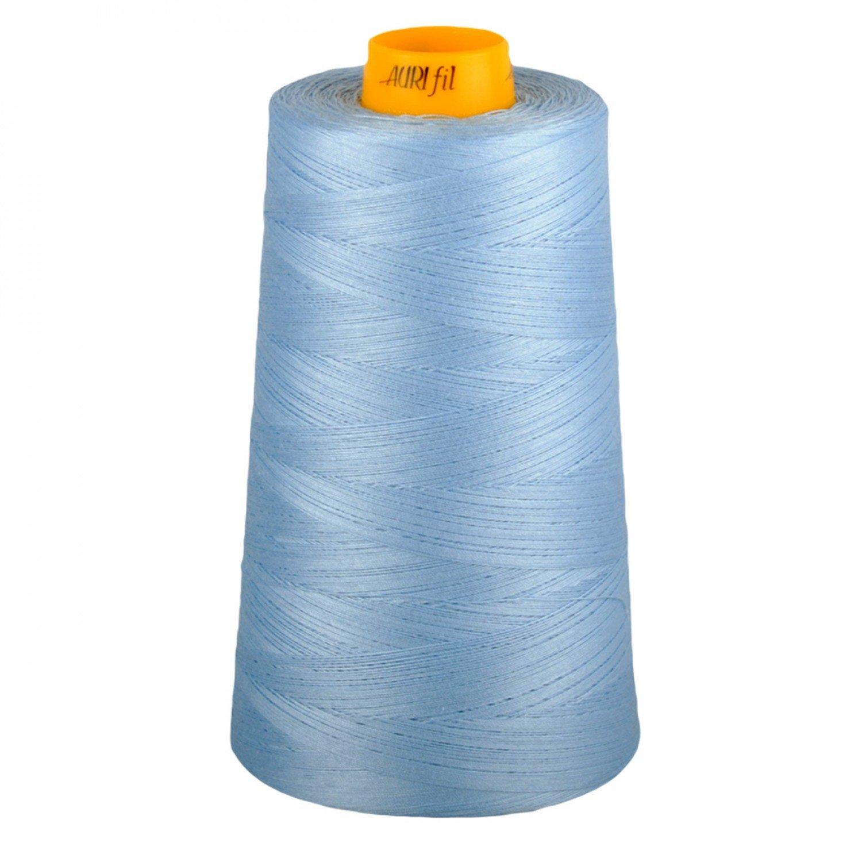 Aurifil Cotton 3-ply Longarm Thread 40wt 3280yds Light Robins Egg