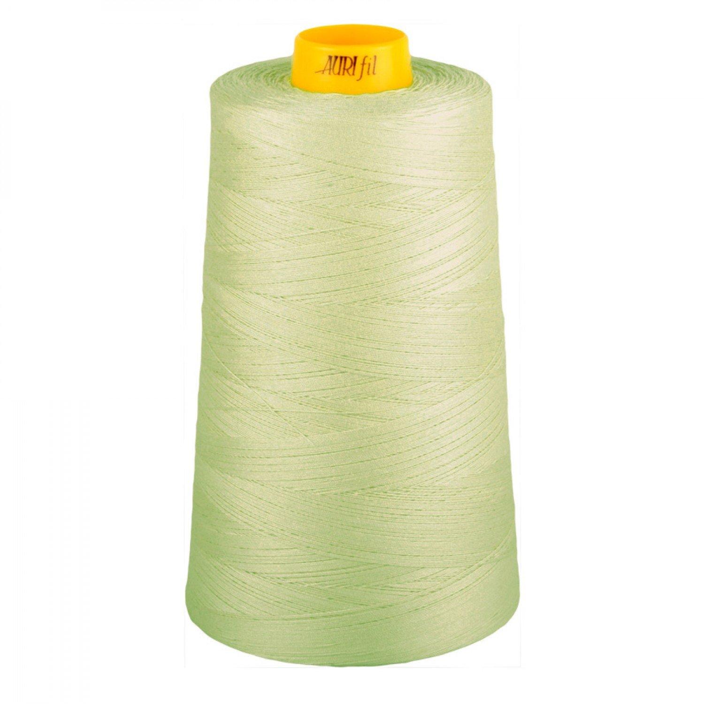 Aurifil Cotton 3-ply Longarm Thread 40wt 3280yds Light Grey Green