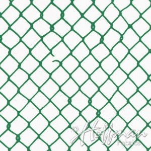 Chain Link Fabric - Elm from Grafic Collection by Hoffman Fabrics