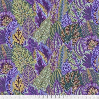 Coleus Fat Quarter - Lavender by Kaffe Fassett for FreeSpirit Fabrics
