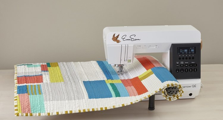 Sparrow QE Quilters EditionSewing Machine by EverSewn