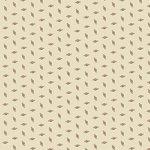 New Circa Shirtings Fabric - Cream by Pam Buda from Marcus Fabrics
