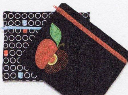 Quick Zip Bag Fabric Pack - Stonewall Bloom by Clothworks