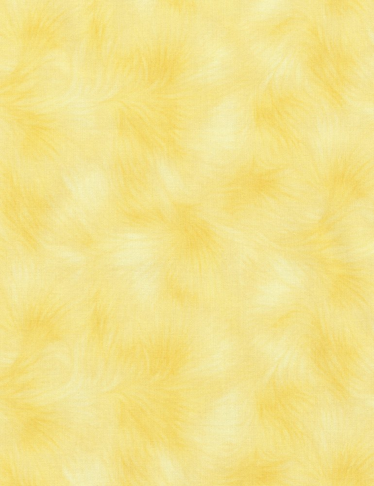 Lemon Fabric Viola Basic Collection by Timeless Treasures