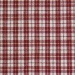 Red Cream Multipane Tea Towel