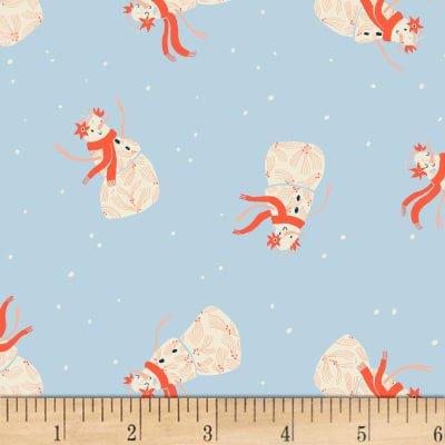 Let It Snow- Snowmen- Lagoon- Dear Stella