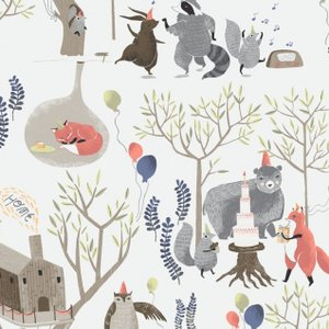 Foxtail Forest- Rae Ritchie- Treetop Party- Multi
