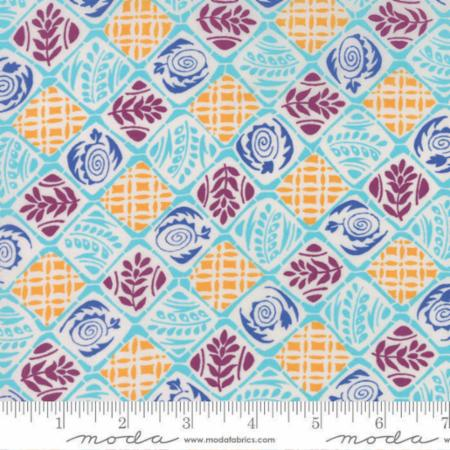 3 YARDS- Moving On Lawns- 18121-17- Amulet- Jen Kingwell- Moda