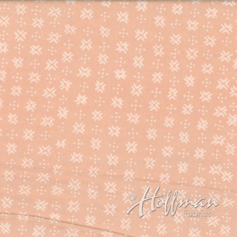 Jacks- Nude- Me+You- Hoffman Fabrics