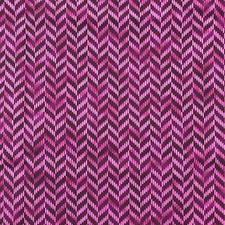 1/2 YARD- Zig and Zag- Hoffman Fabrics- Plum