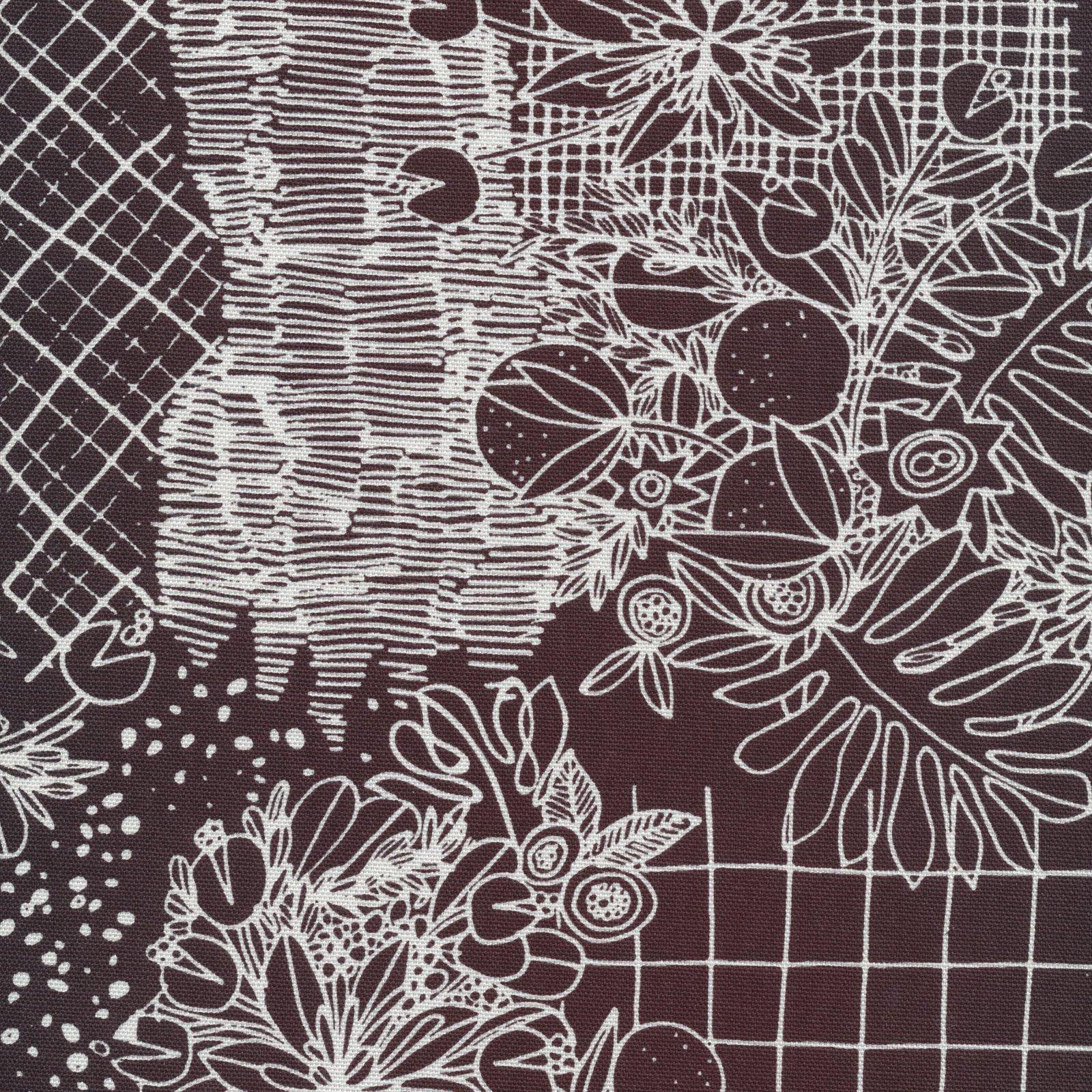 Terrestrial- Overgrowth- Sarah Watson- Cloud 9 Fabrics