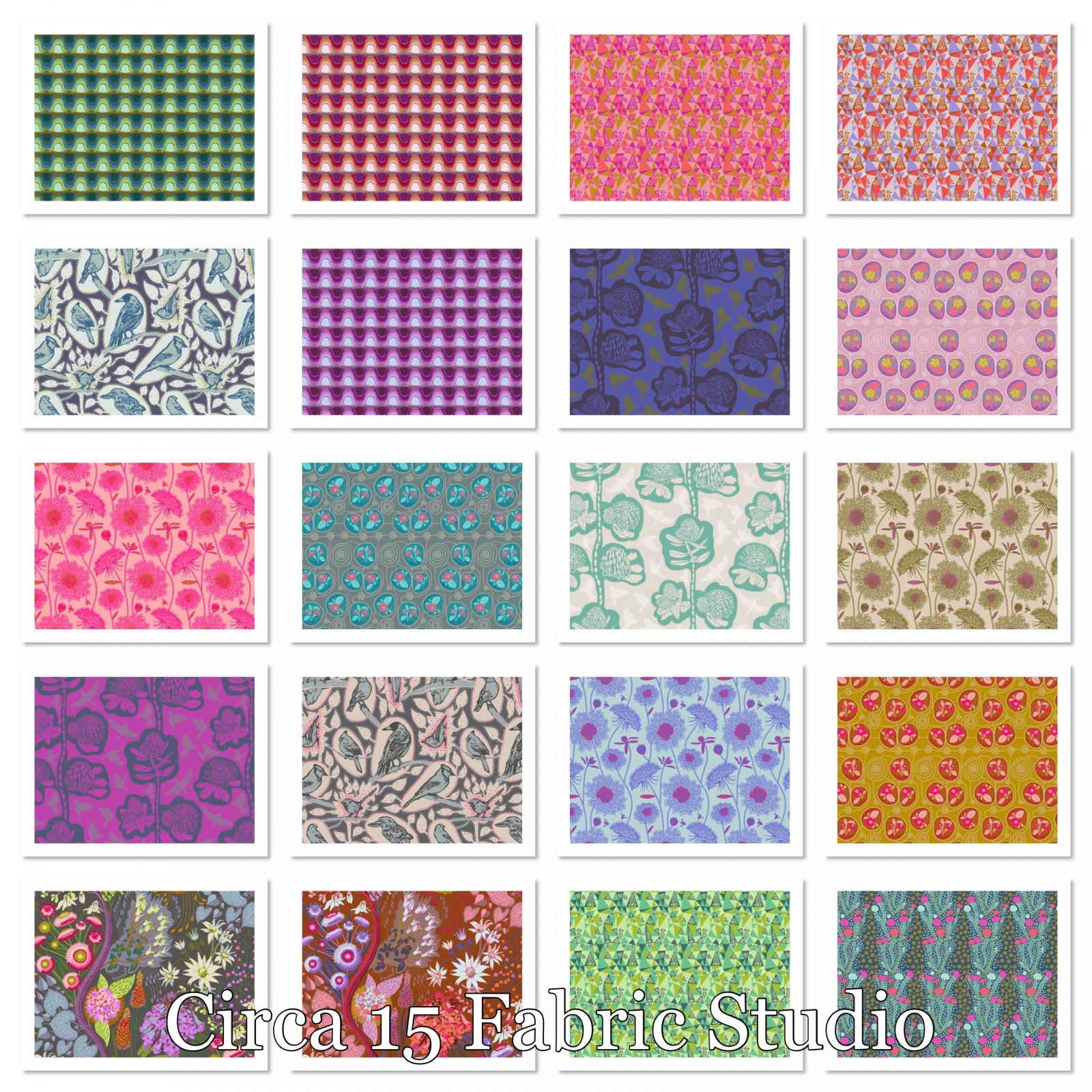 Sweet Dreams- (24) Fat Quarter Bundle- Anna Maria Horner