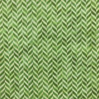 1/2 YARD- Zig and Zag- Hoffman Fabrics- Sage