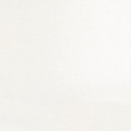Essex Linen- Robert Kaufman- White