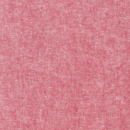 Essex Yarn Dyed Linen - Robert Kaufman - Red