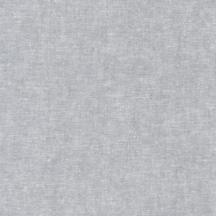 Essex Yarn Dyed Linen - Robert Kaufman - Steel