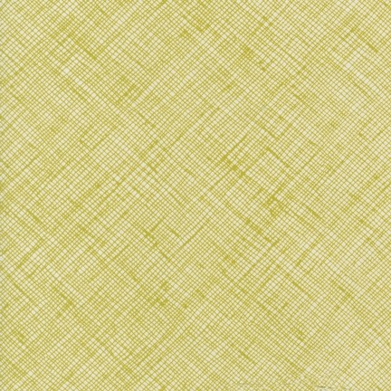 Architextures - Crosshatch - Pickle- Carolyn Friedlander