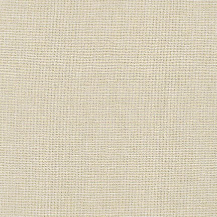 Essex Yarn Dyed Linen Metallic- Robert Kaufman- Sand