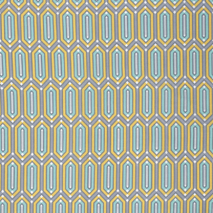 1/2 YARD- Atrium- Joel Dewberry- Crystaline- Mint