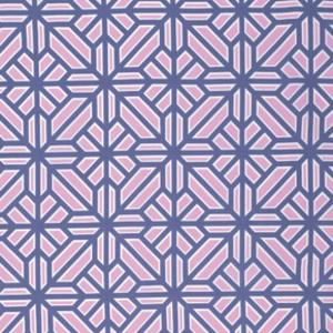 1/2 YARD- Atrium- Joel Dewberry- Arbor- Fuchsia