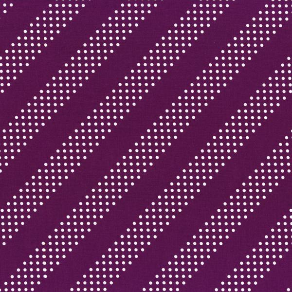 Cotton + Steel Basics - Dottie - Grapes