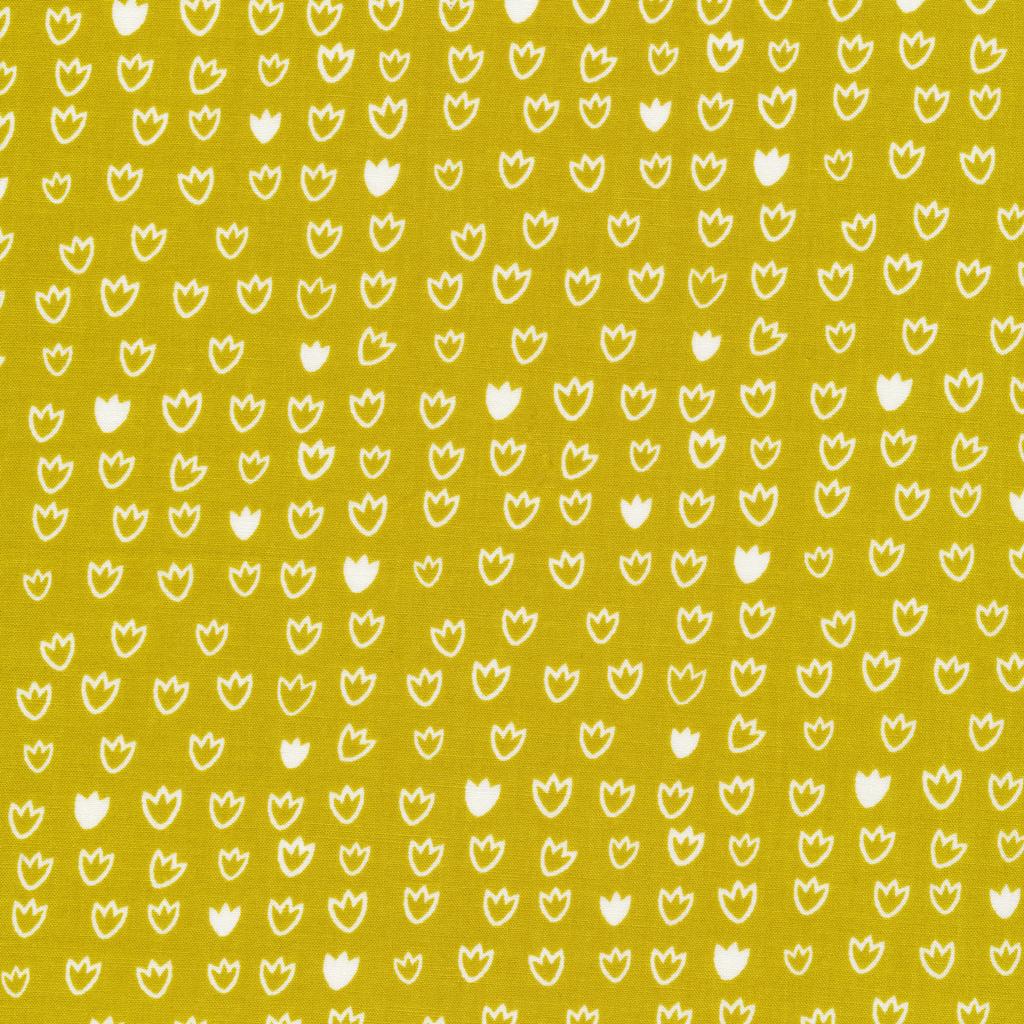 Vignette- Aneela Hoey- Cloud 9- Organic- Tulip- Citron