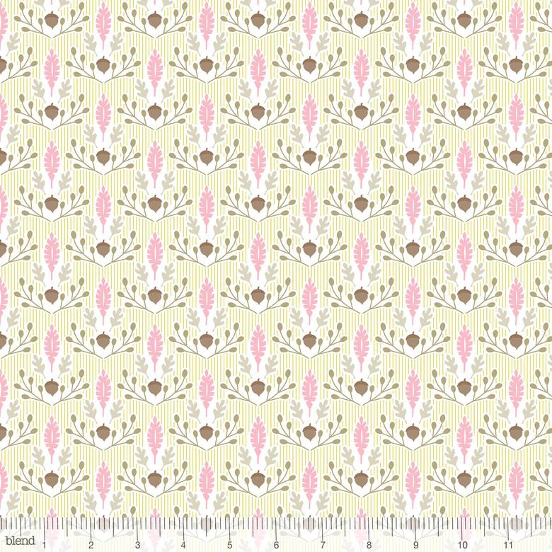 Born Wild- Ana Davis- Little Acorn- Pink