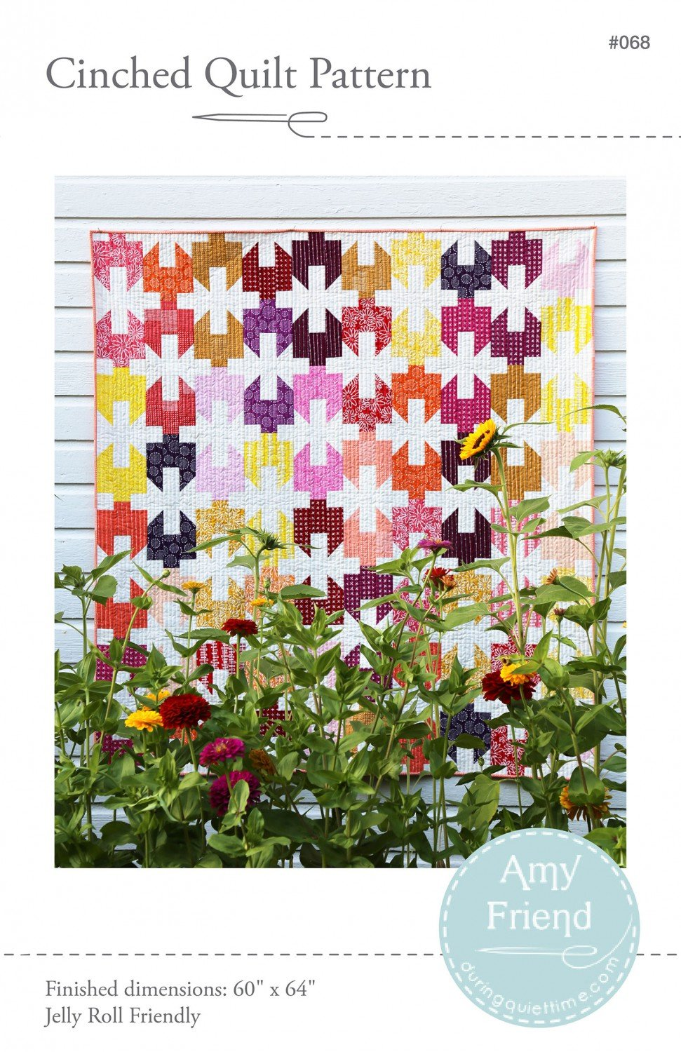 Cinched Quilt Pattern- Amy Friend