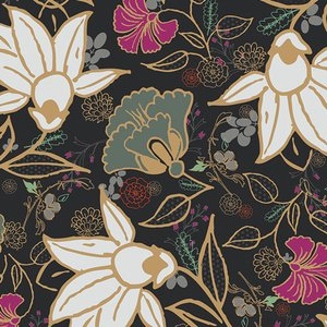 Willow Blooms Spices - Pat Bravo - Art Gallery Fabrics