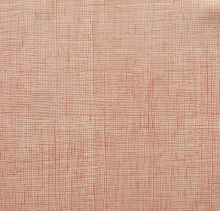 2 5/8 YARD- Heath- Alexander Henry- Tea/Blush