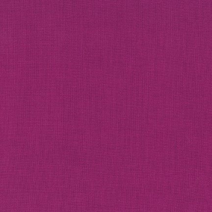 2 1/2 YARDS- Cotton Supreme Solids - Raspberry - RJR Fabrics