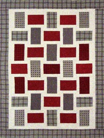 Charming Fractions Quilt Pattern