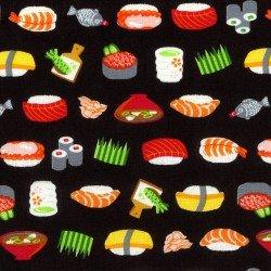 Sushi- Black- Cosmo- Japanese Import