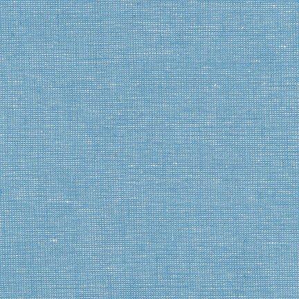 Essex Yarn Dyed Homespun- Delft- Robert Kaufman