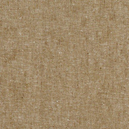 Essex Yarn Dyed Linen - Robert Kaufman- Taupe