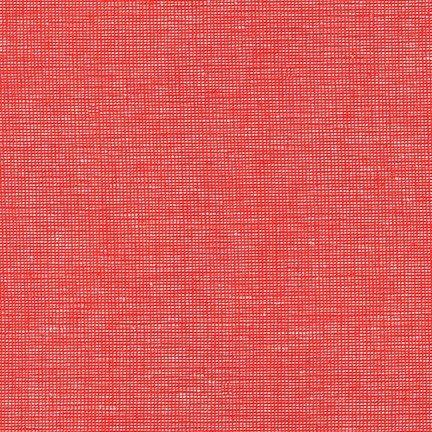 Essex Yarn Dyed Homespun- Flame- Robert Kaufman