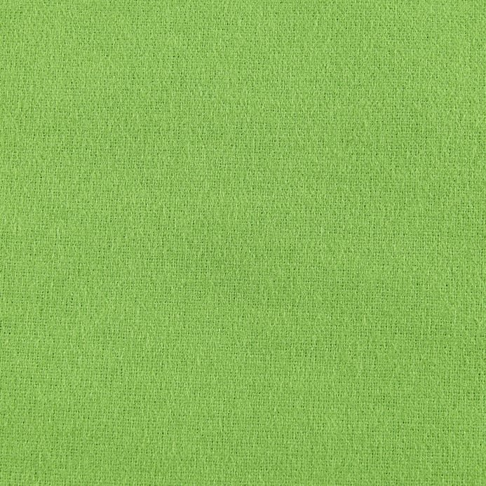 Solid Flannel- Robert Kaufman- Lime