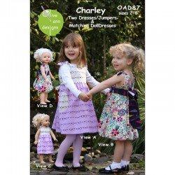 Charley Dress Pattern- Olive Ann Designs