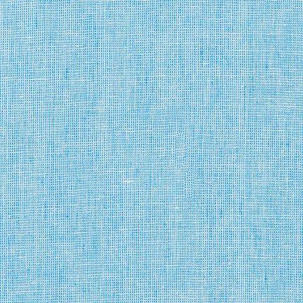Essex Yarn Dyed Homespun- Paris Blue- Robert Kaufman