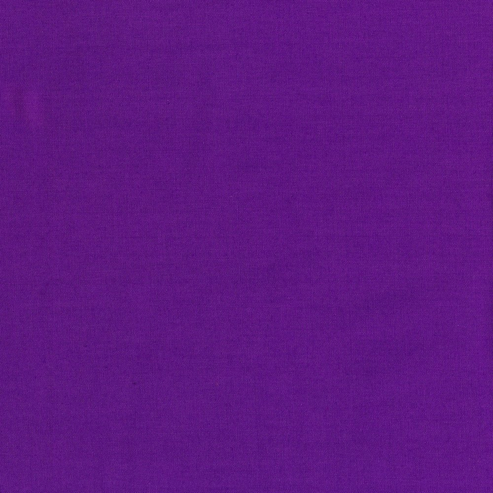 1 3/4 YARDS-  YARD- Cotton Supreme Solids - Purple Haze - RJR Fabrics