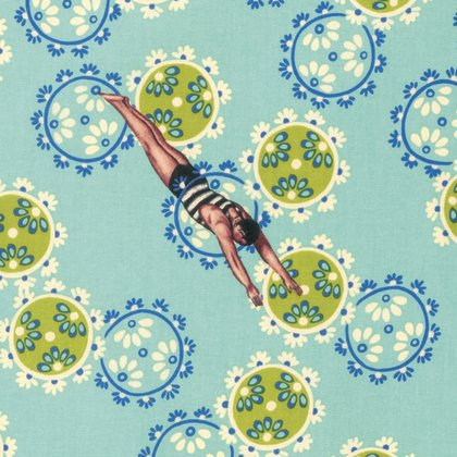 Song of the Siren- Aqua- Neptune & the Mermaid- Tokyo Milk