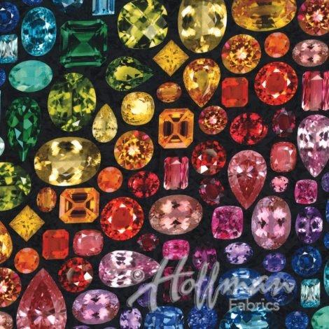 Shine On- Spectrum- Hoffman Fabrics- A Hoffman Spectrum Digital Print