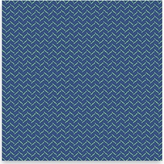 Momentum - Vibe - Navy - Wide Width Voile - Heather Bailey
