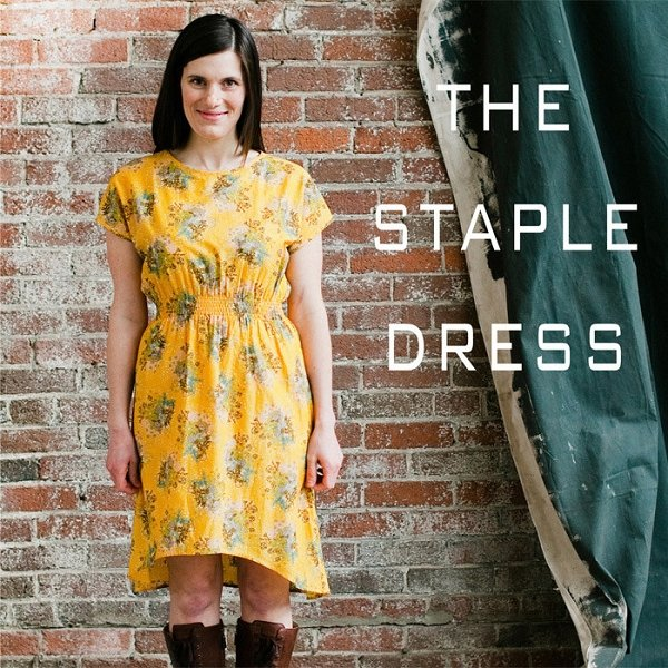 The Staple Dress Pattern- April Rhodes