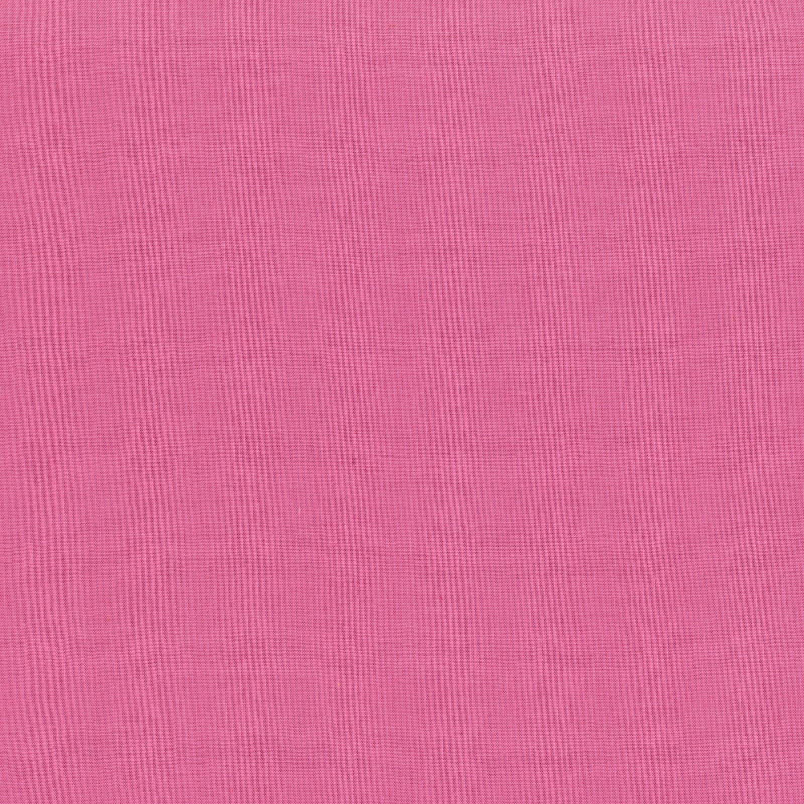 Cotton Supreme Solids- RJR Fabrics- Tickled Pink