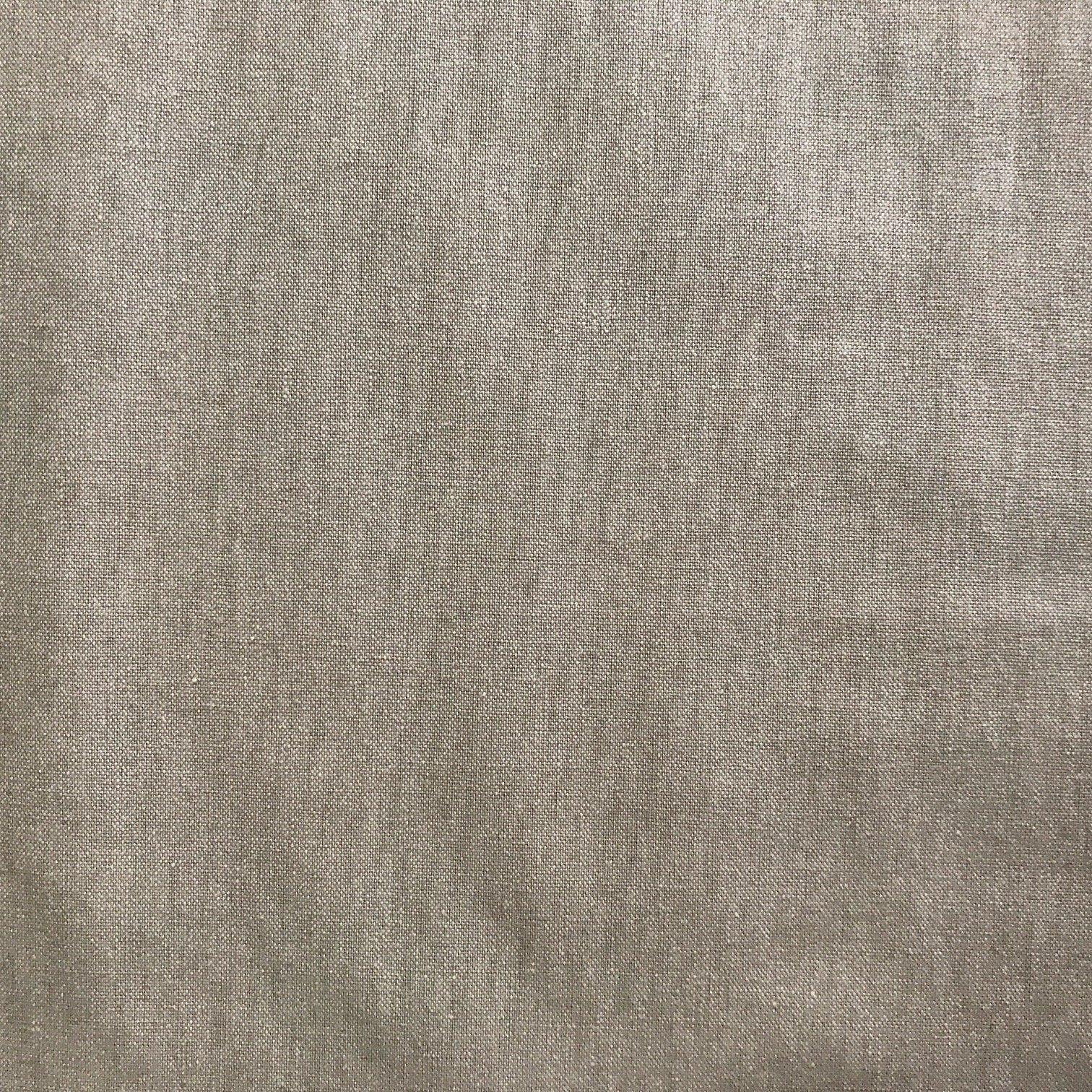 3/4 YARD- Irome Muji - Wheat - Cotton/Linen Blend - Kokka