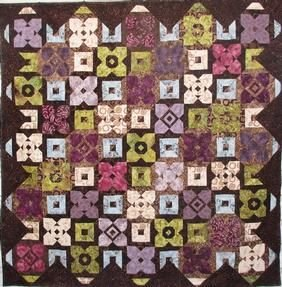 Wildflowers Quilt Pattern- A Quilter's Dream