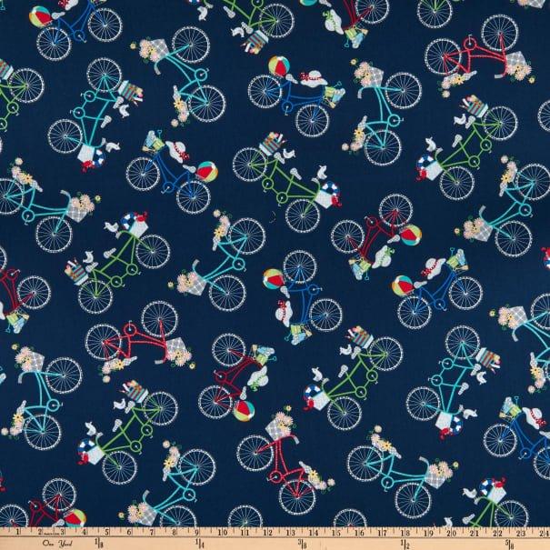 Navy Bicycles