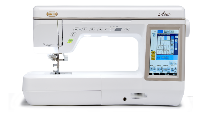 Aria Sewing and Quilt Machine