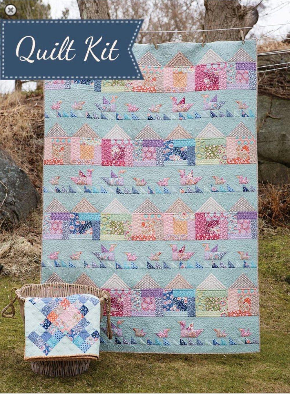Bird Pond Quilt Pattern